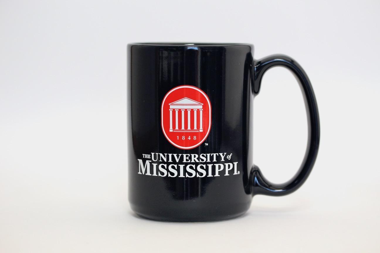 Navy Lyceum Mug Large