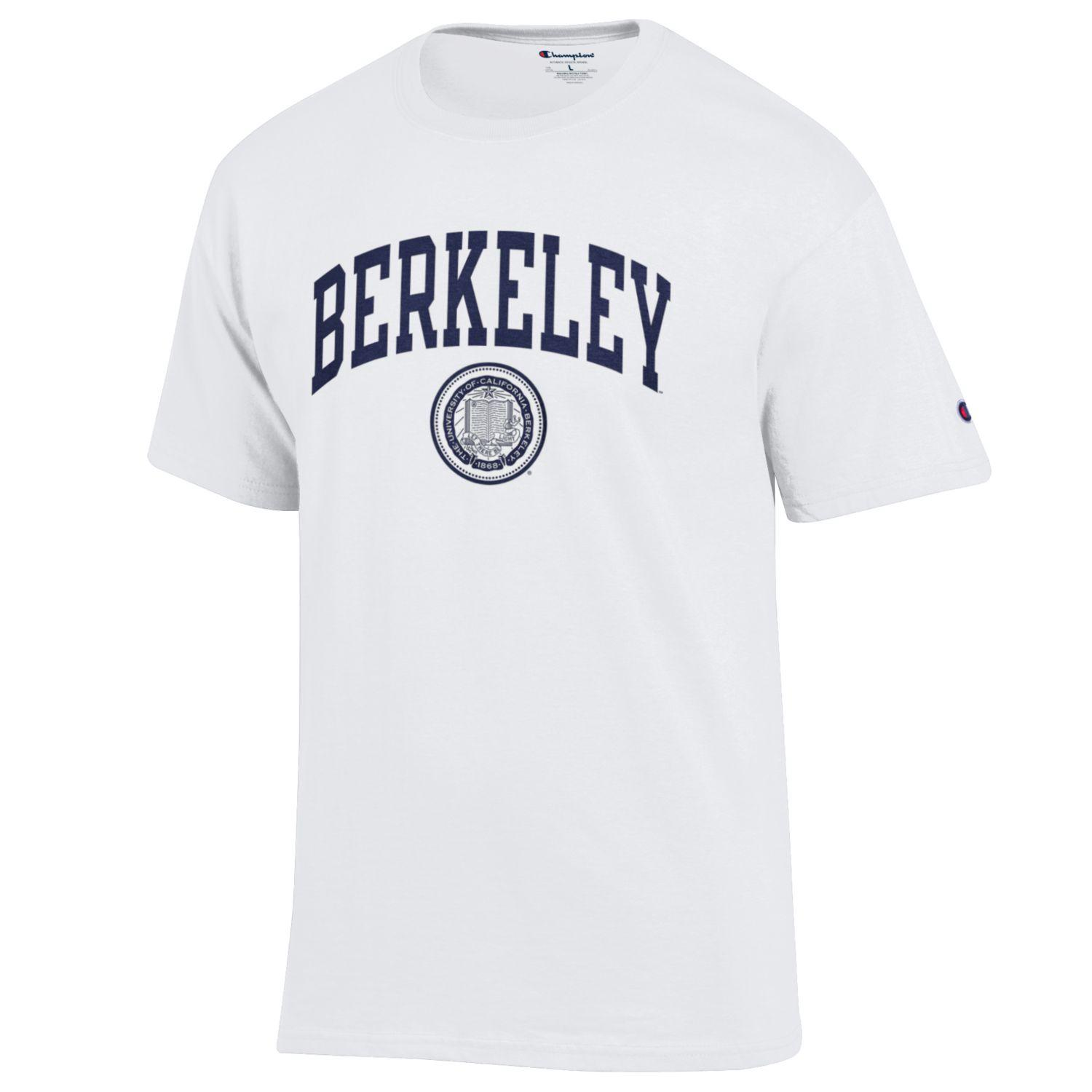 Champion Cal Bears Berkeley Arched over Seal Tee