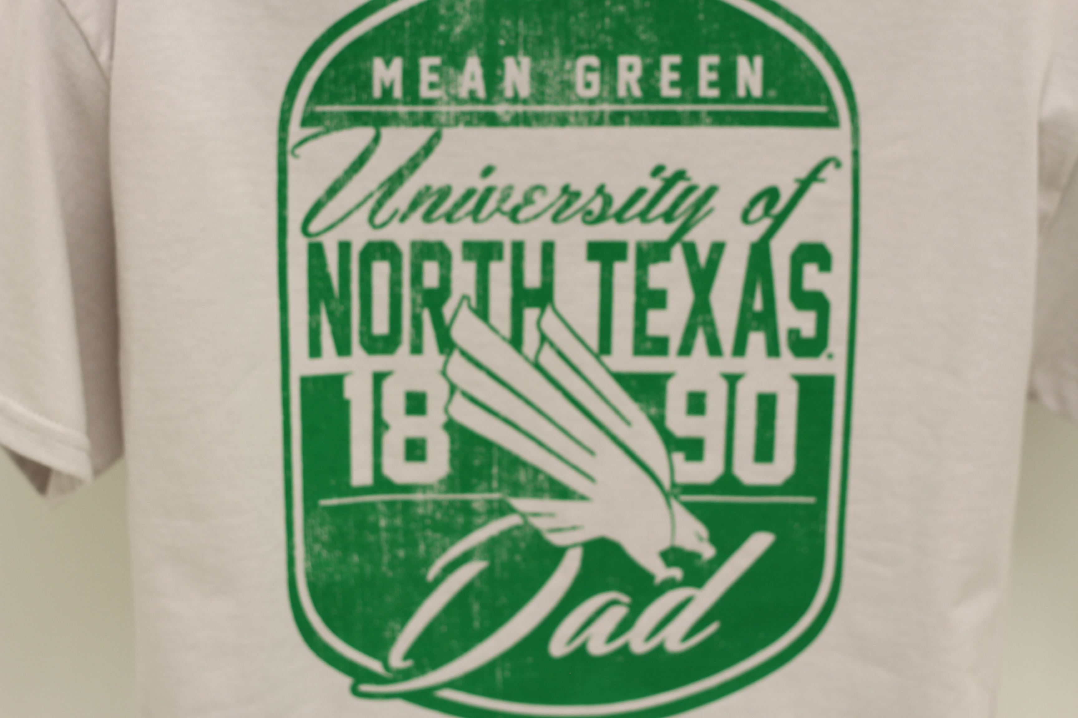 MEAN GREEN DAD
