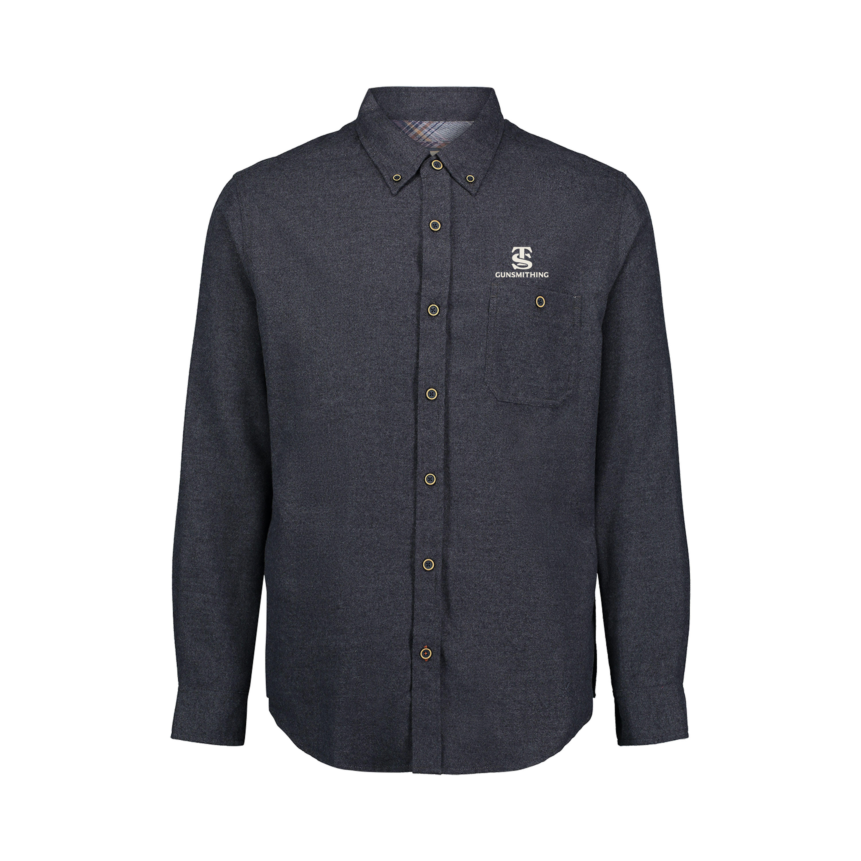 TS Gunsmithing Long Sleeve Button Down