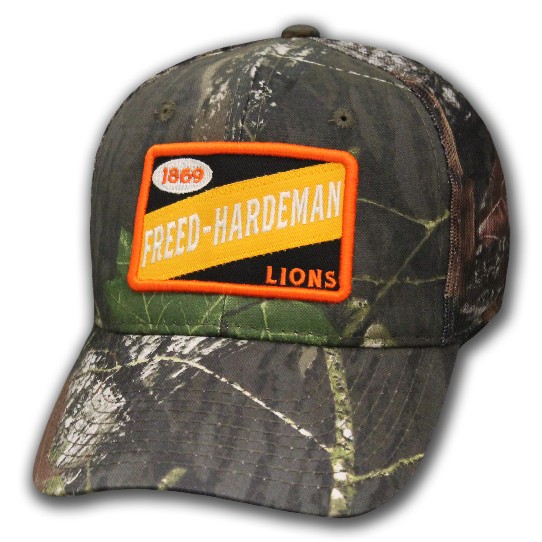 FHU Mossy Oak Breakup Hat