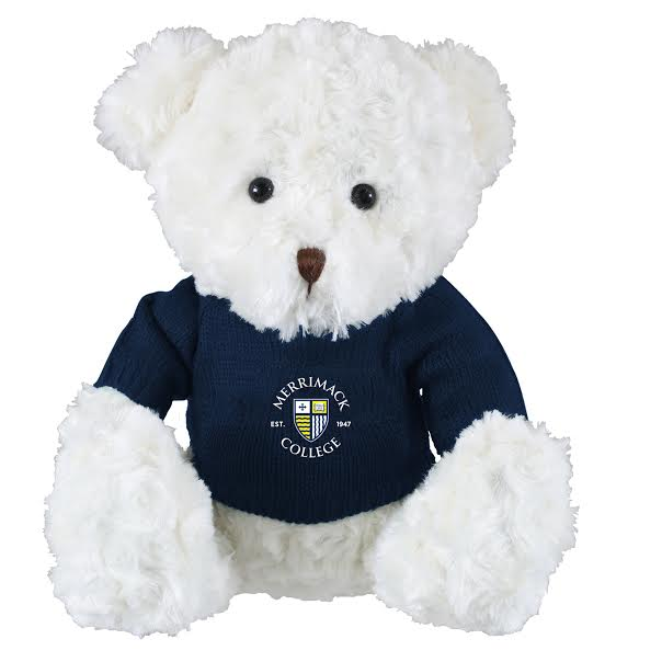 Elliott Ivory Teddy Bear