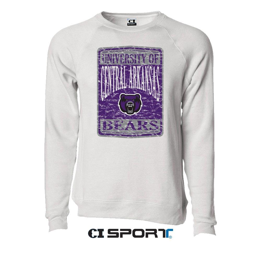 UCA Patch Sweatshirt