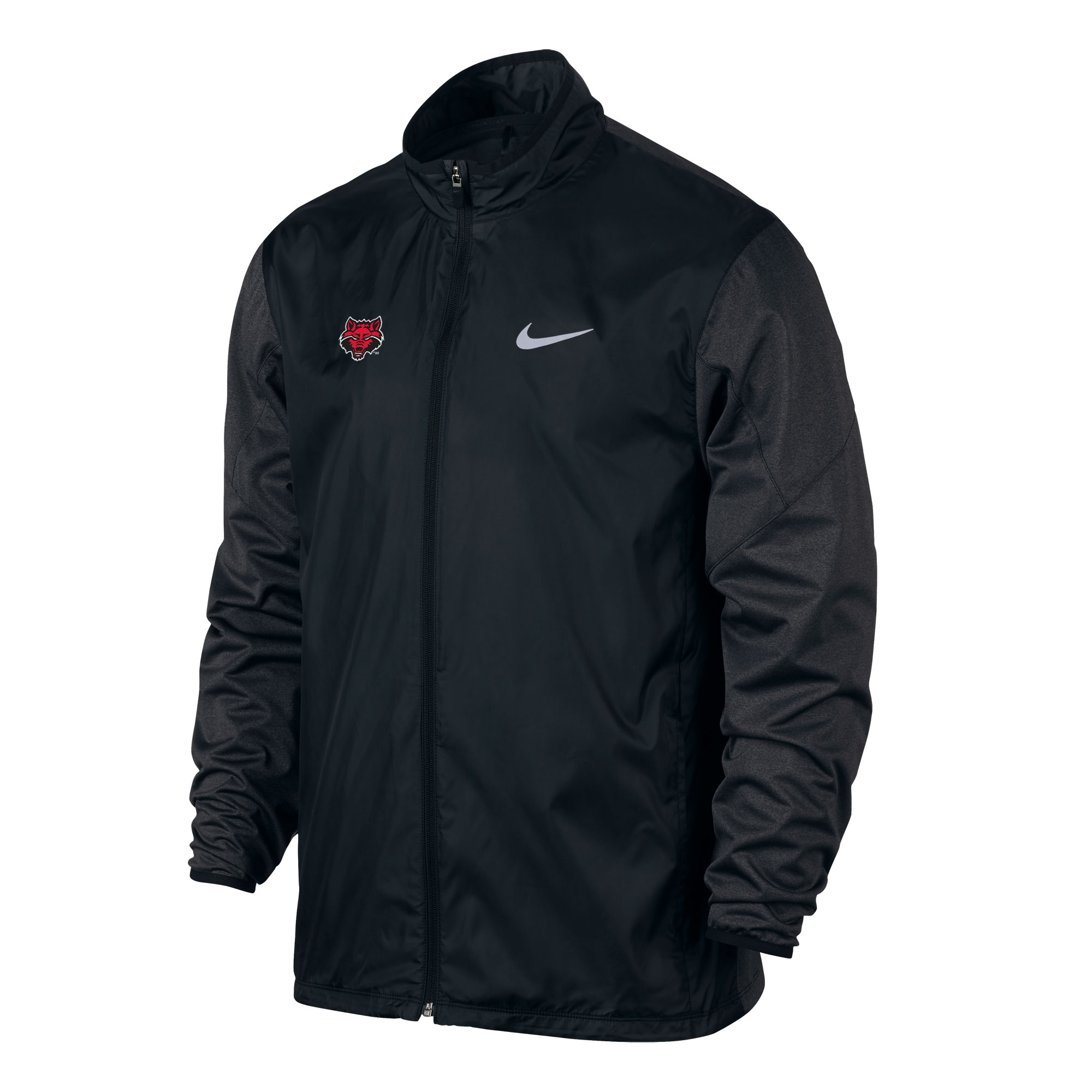 Red Wolves Shield FZ Jacket