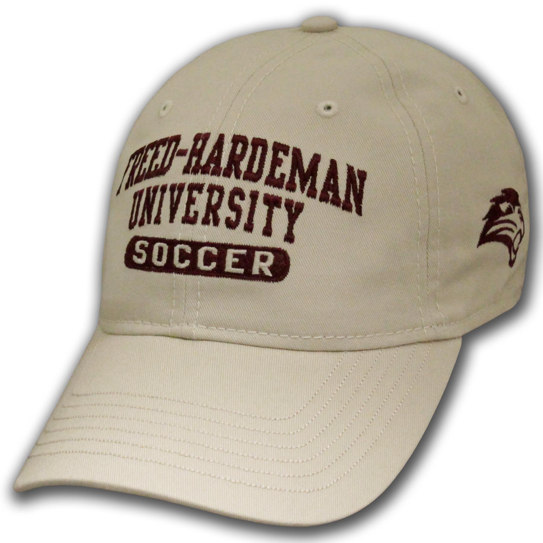 FHU Soccer Cap
