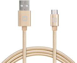 iHome Nylon Braided Charge Cable