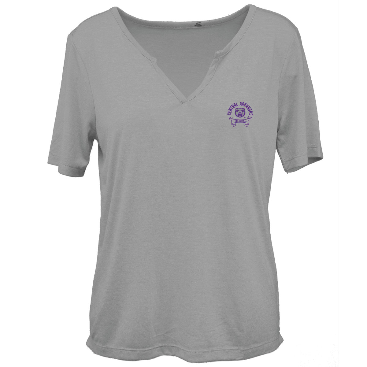Central Arkansas Pocket V Neck