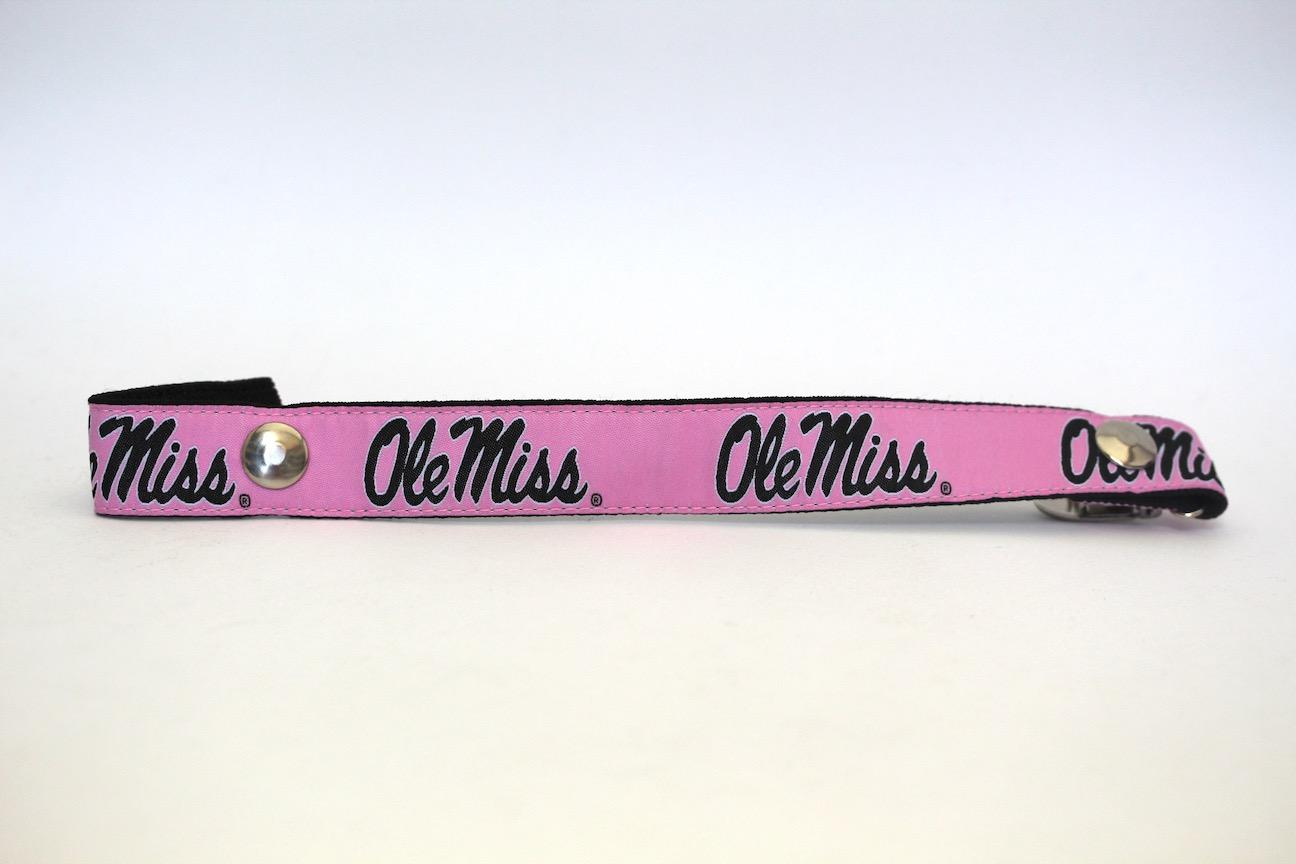 Moonshine Pacifier Clip-Pink