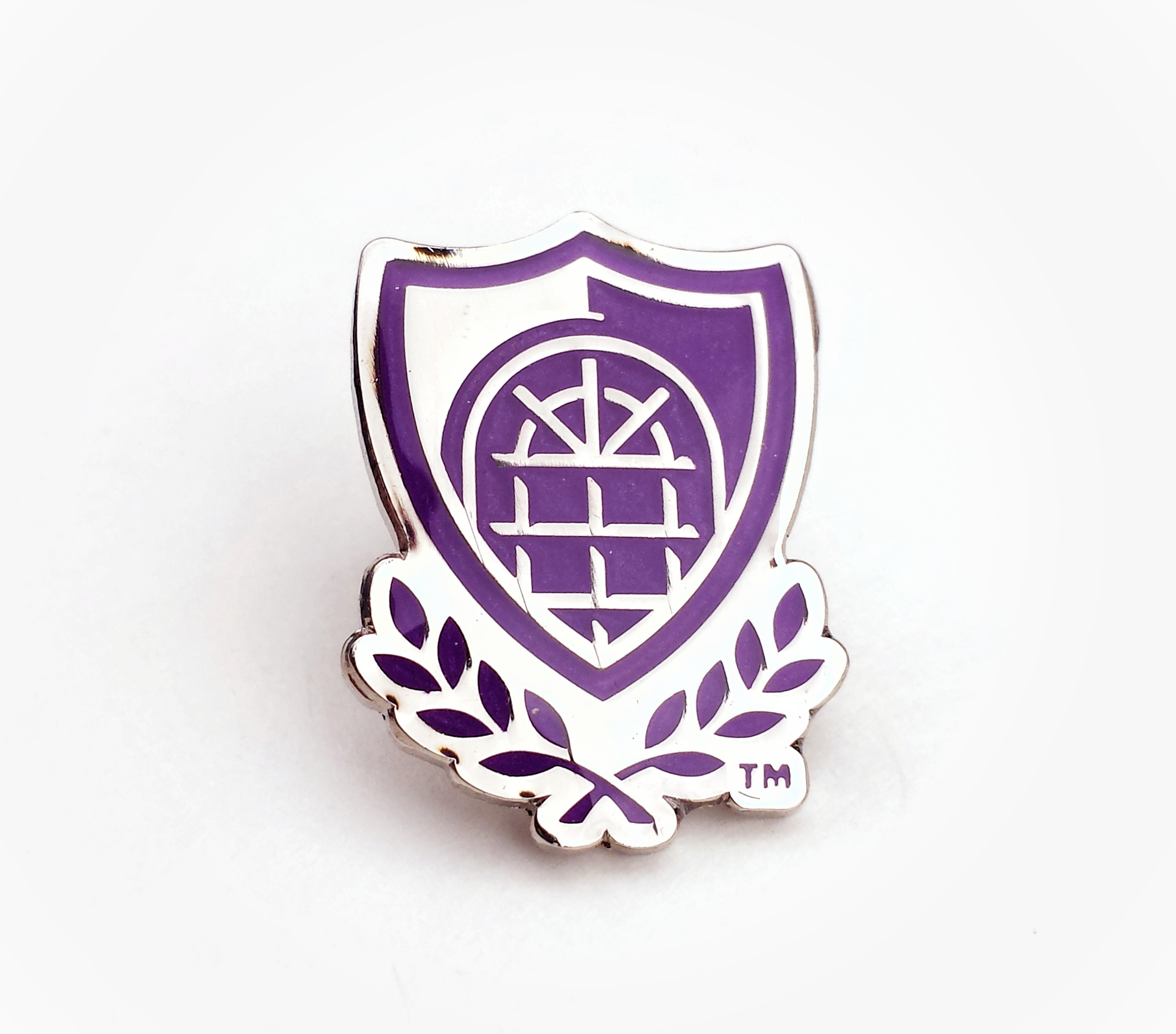 UCA Shield Lapel Pin