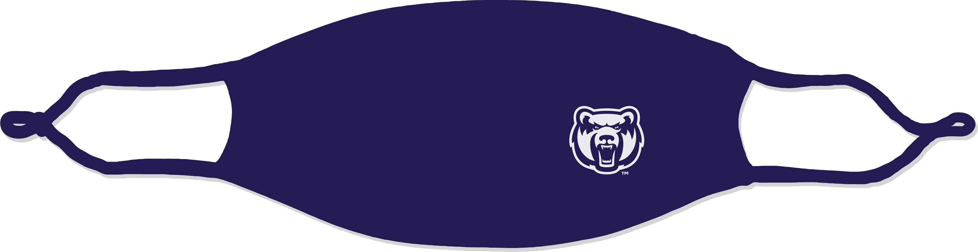 UCA Bears Light Weight Cotton Mask
