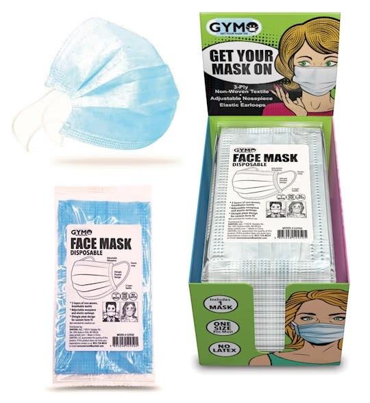 Individual Disposable Protective Masks