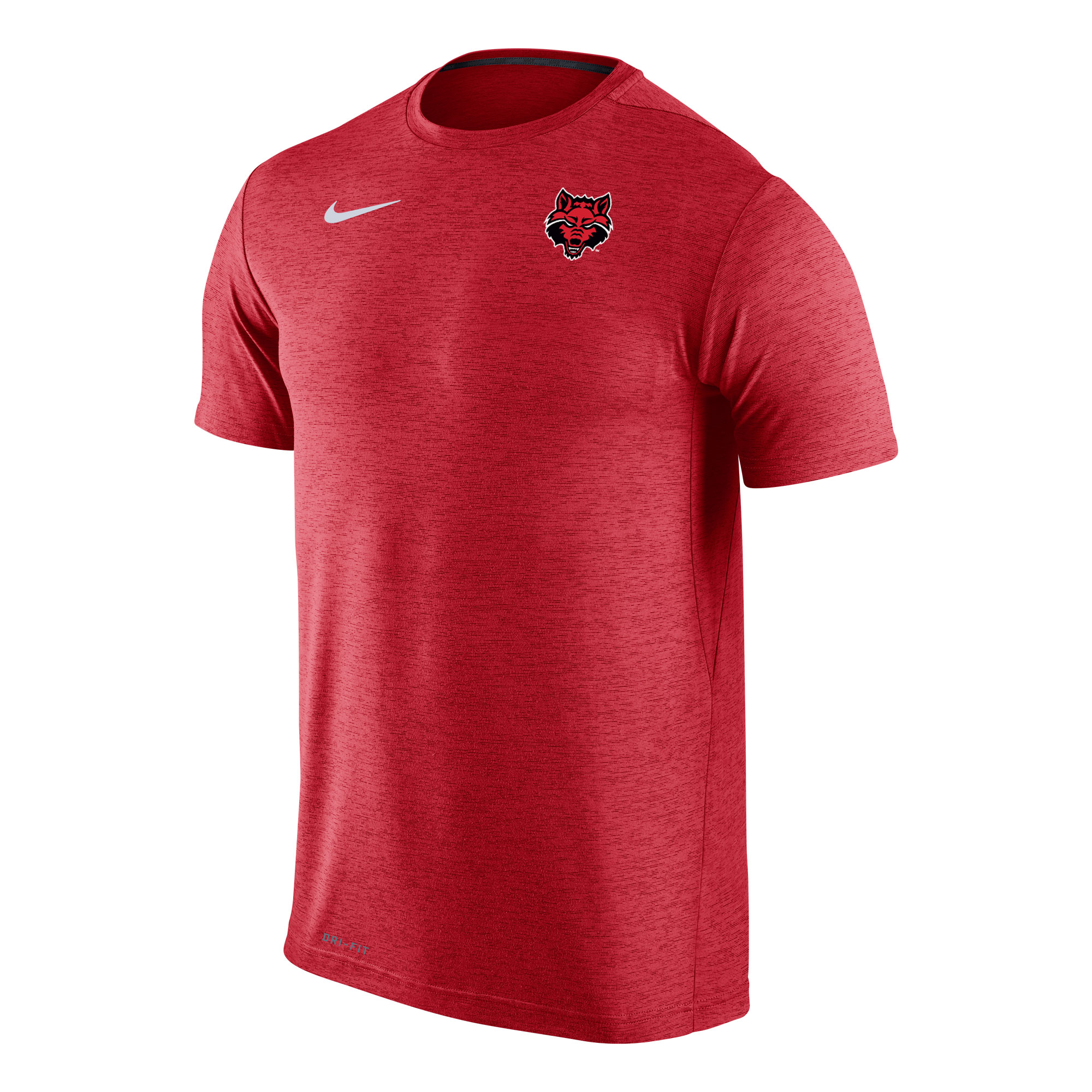 Red Wolves Youth DriFit Coach SS Tee
