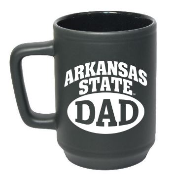 Arkansas State Dad Bari Mug