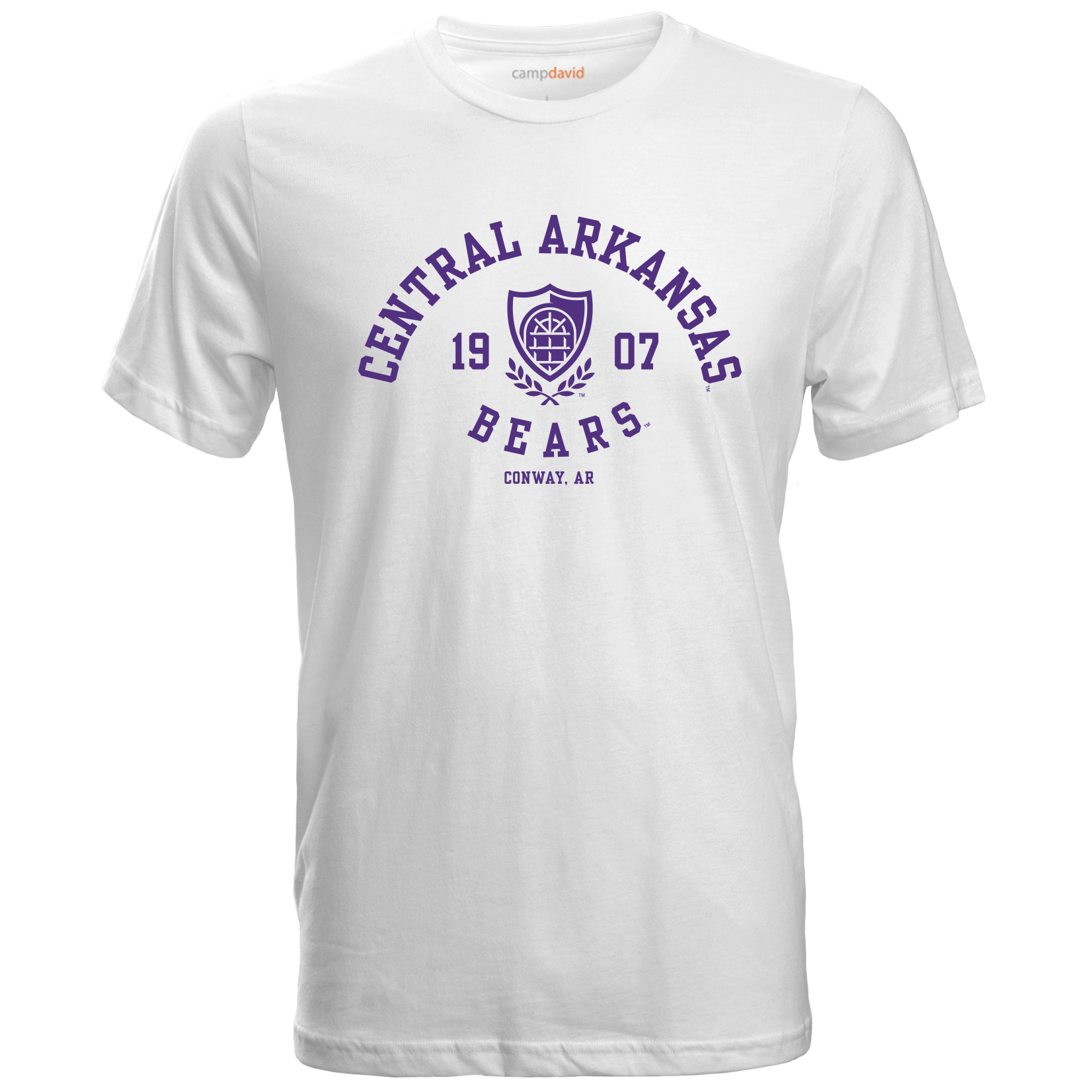 Central Arkansas Seal Tee
