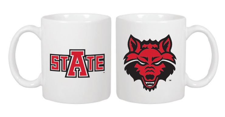 Arkansas State Red Wolves Coffee Mug