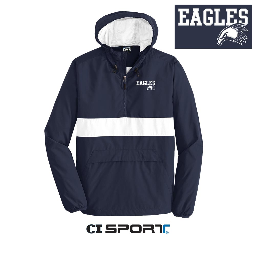Eagles Anorak 1/4 Zip
