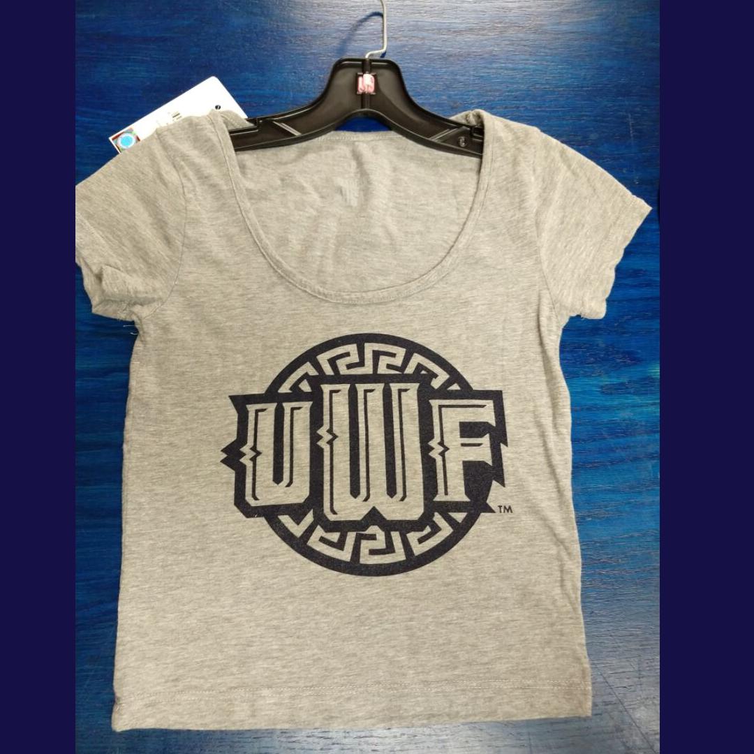 UWF Crop Tee