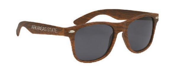 Arkansas State Woodish Sunglasses