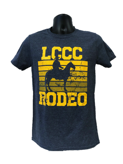 LCCC Rodeo Short Sleeve Tee