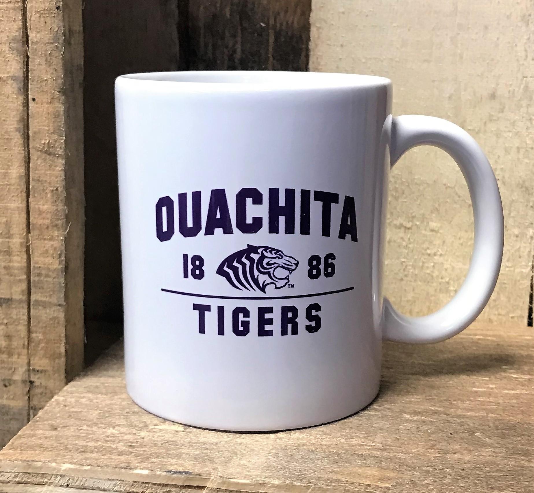 OUACHITA TIGERS MUG