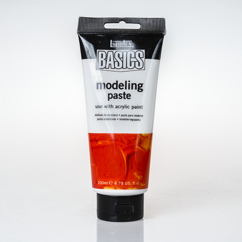 Basics Modeling Paste 200ml Tube