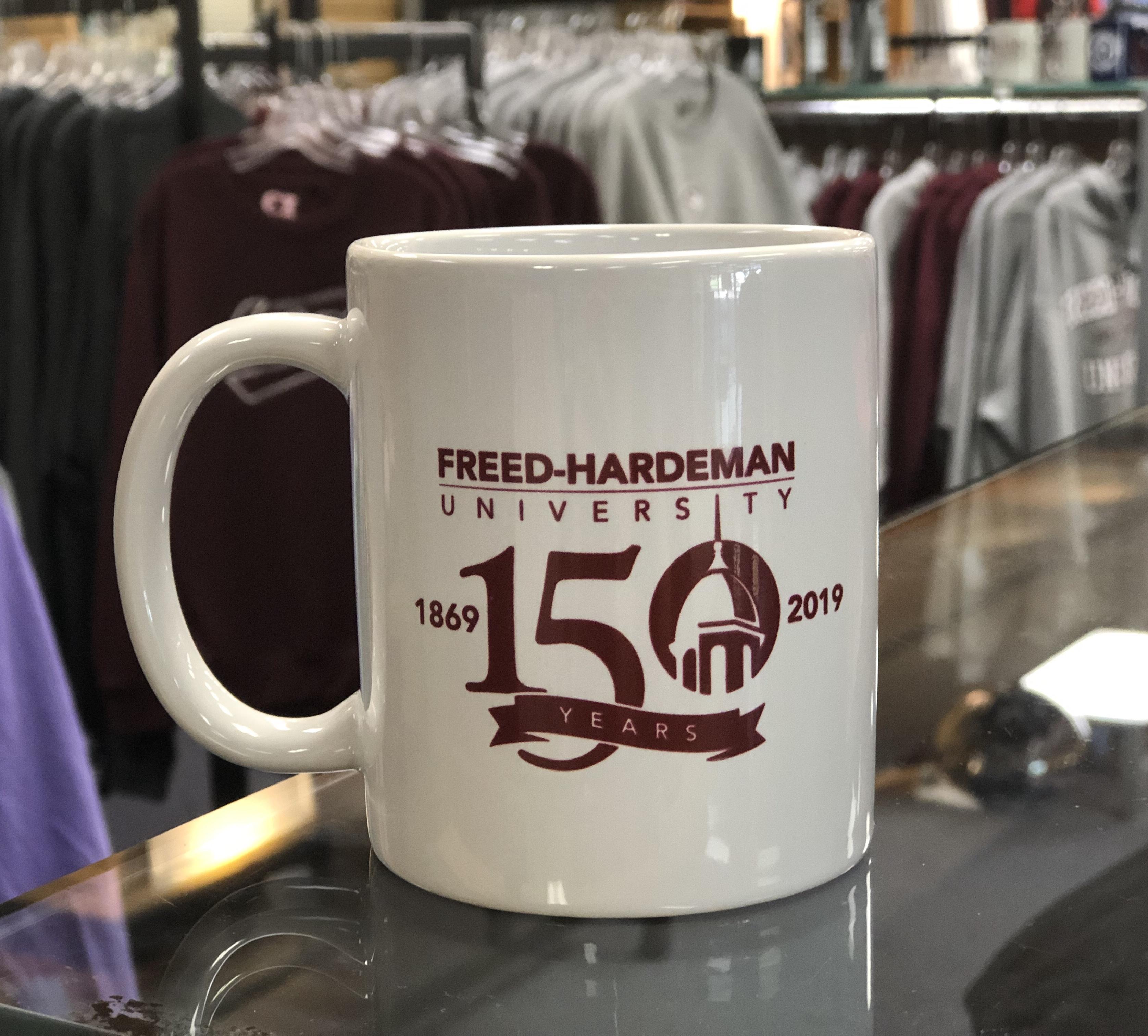 150th Anniversary Coffee Mug