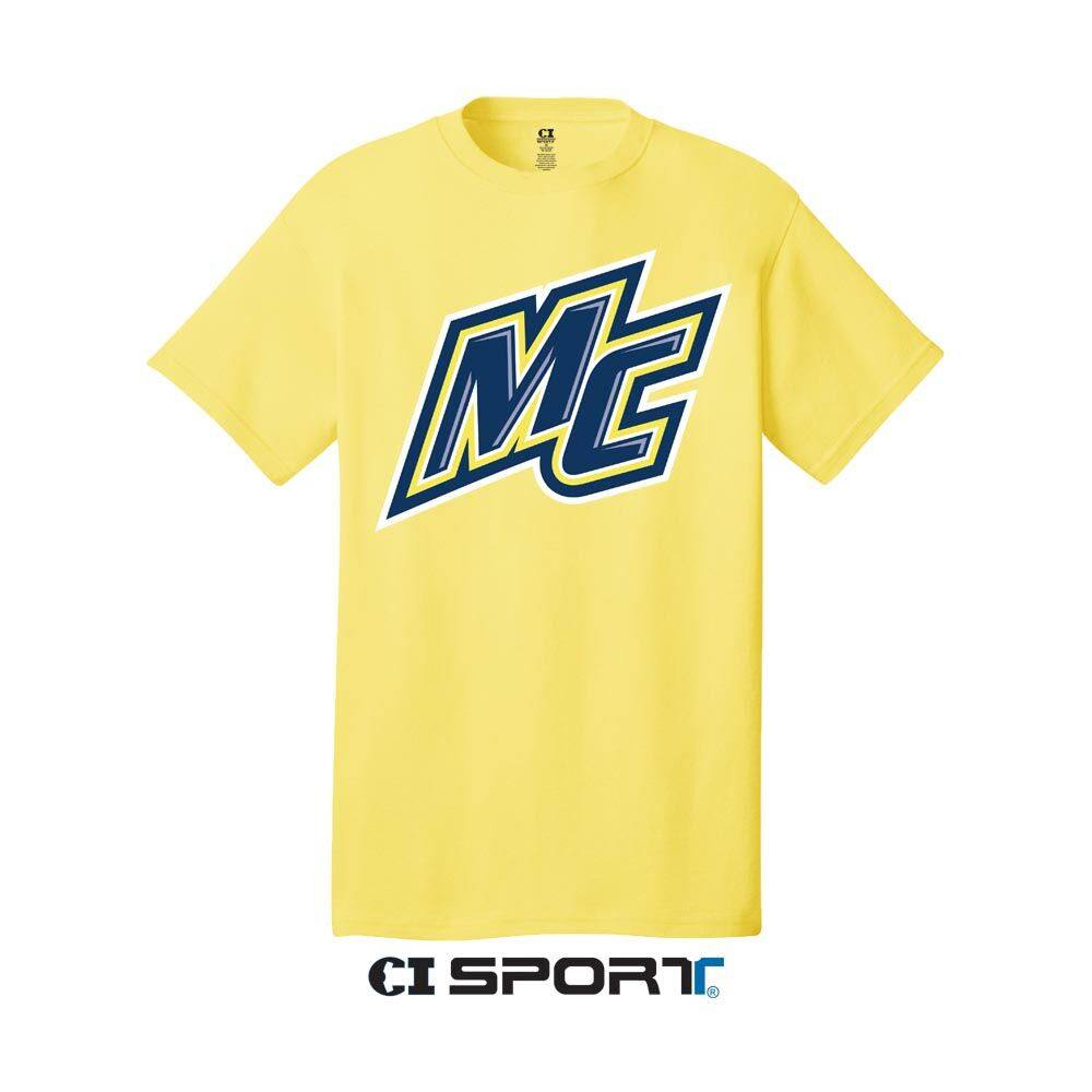 Yellow MC Tee