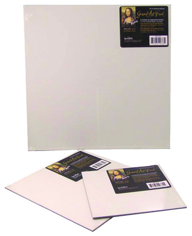 Gessoed Art Hardboard 9in x 12in
