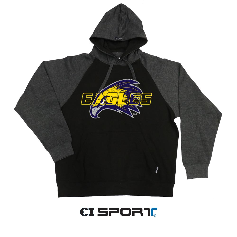 Eagles Soft Touch Colorblock Hoodie