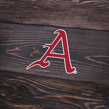Baseball A Sticker