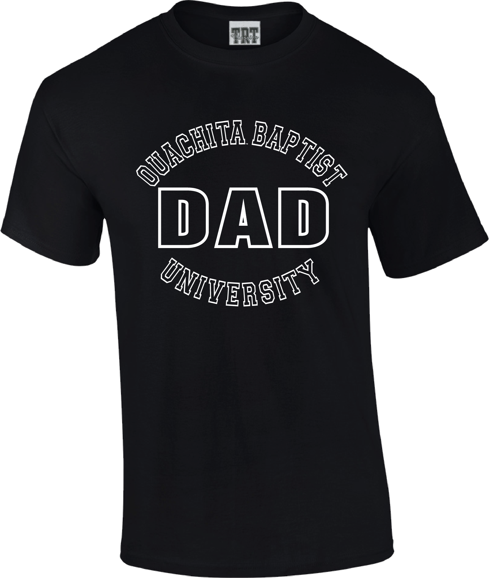 OUACHITA BAPTIST UNIVERSITY DAD SS TEE