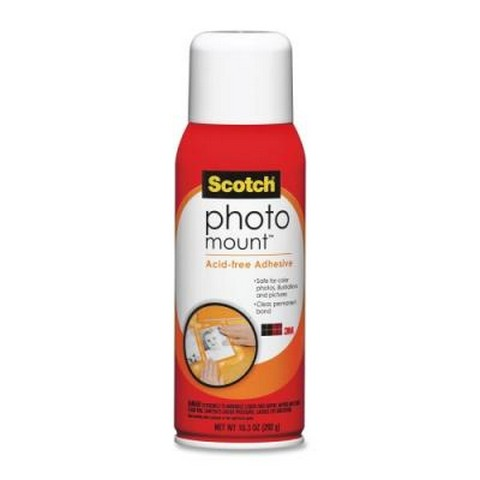 Photo Mount Spray Adhesive 10.3 oz
