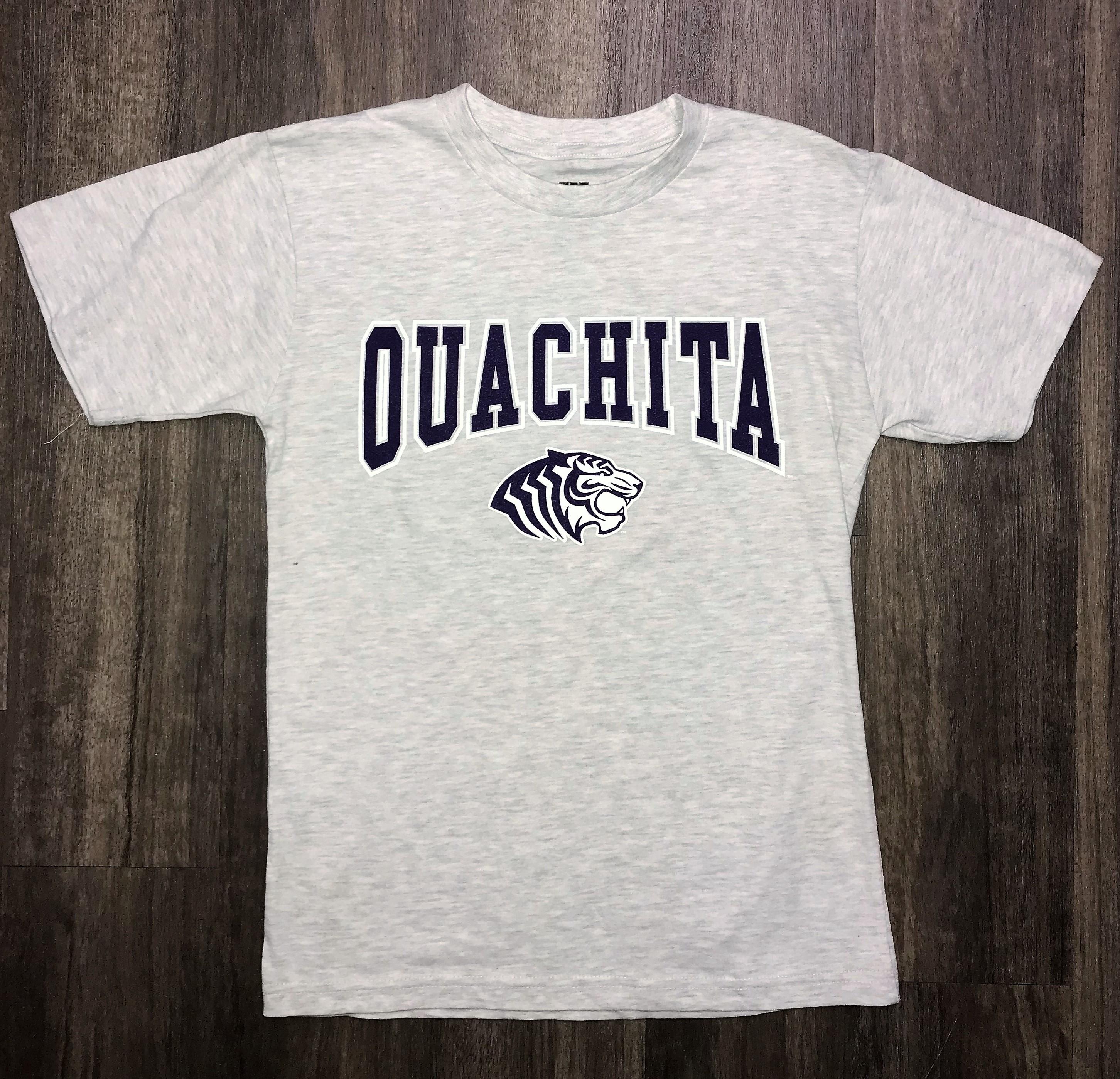 OUACHITA W/ TIGER LOGO SS TEE