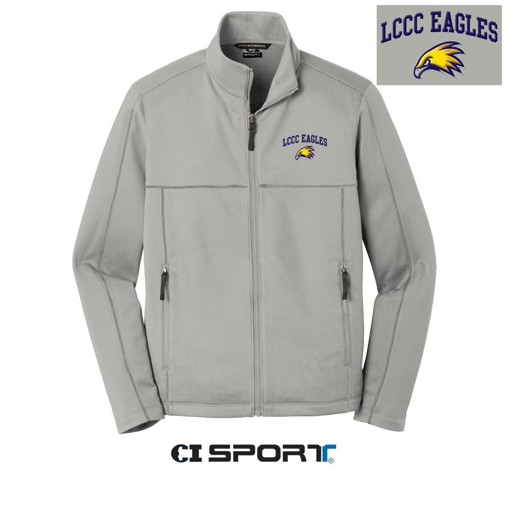 Smooth Fleece Full Zip Jacket