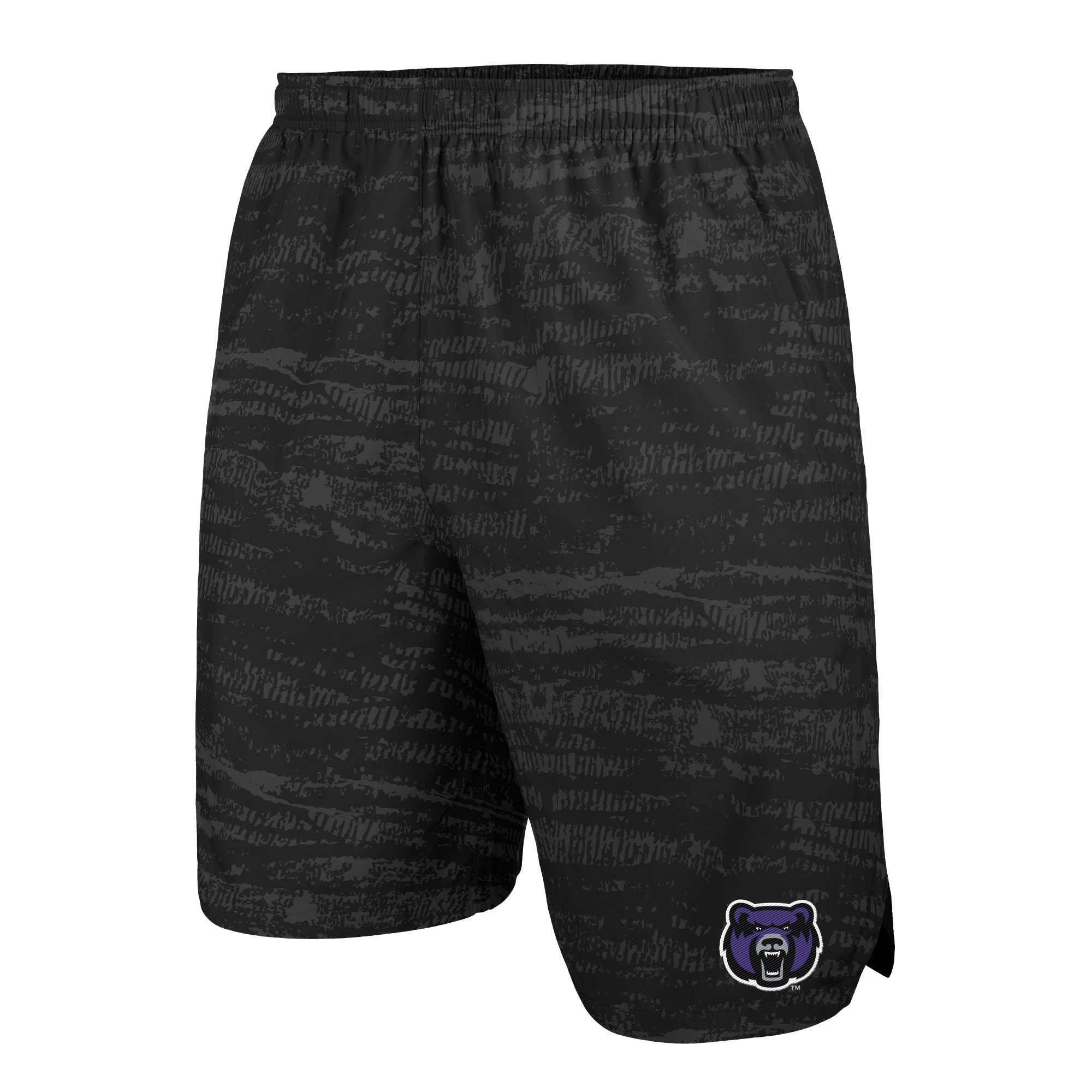 Pattern Shield Shorts