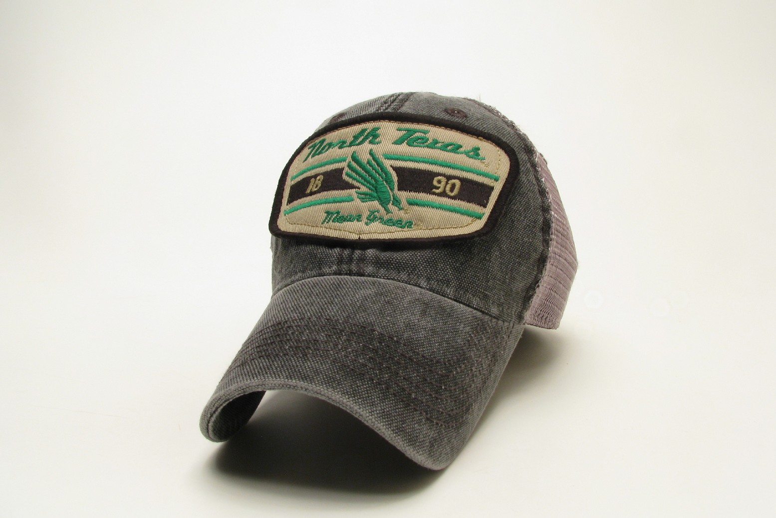 UNT PATCH TRUCKER HAT