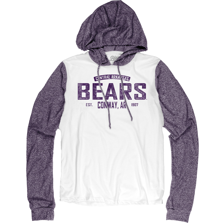 Bears Contrast Hood