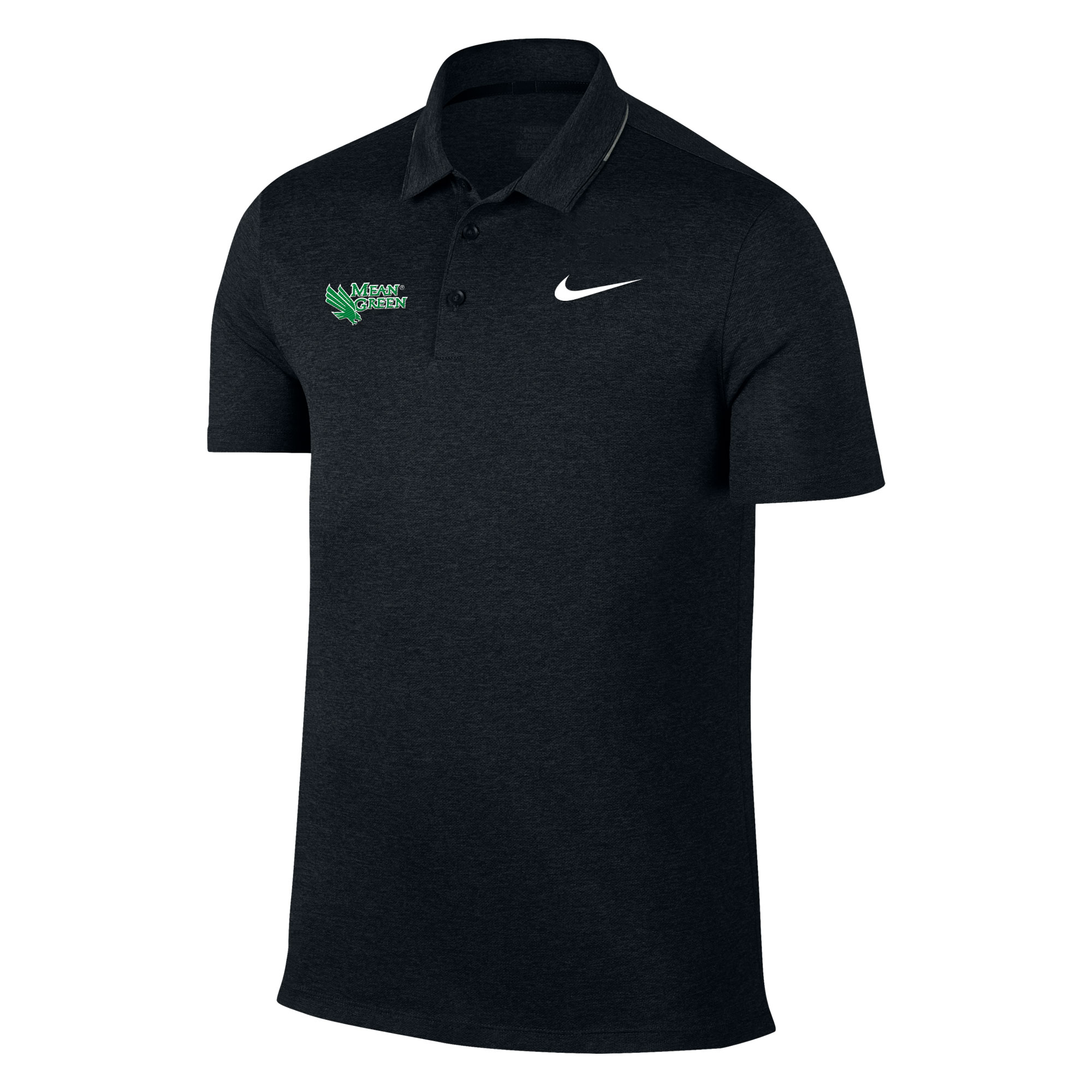 NIKE GOLF HEATHER POLO