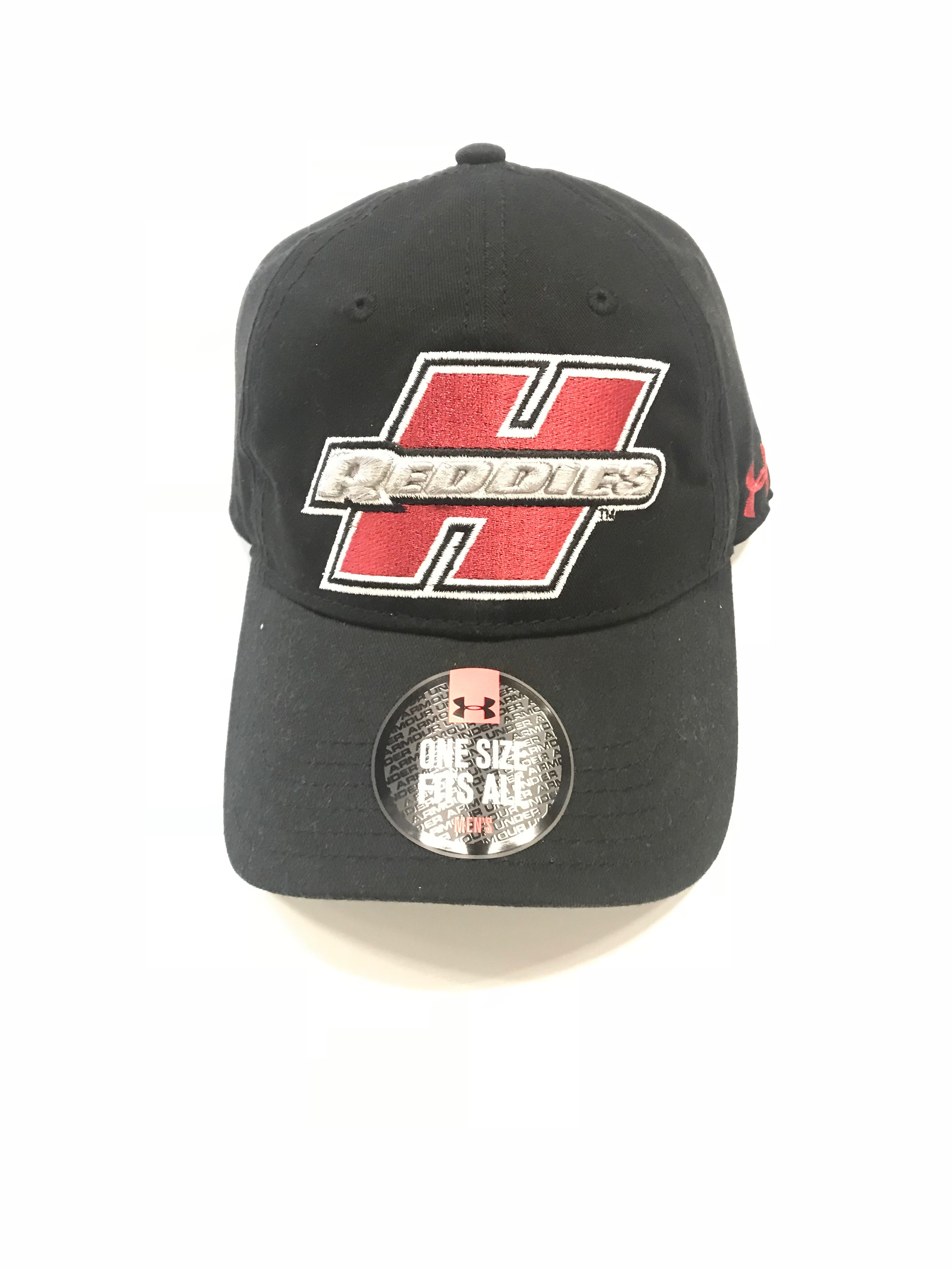 BLACK HREDDIES HAT