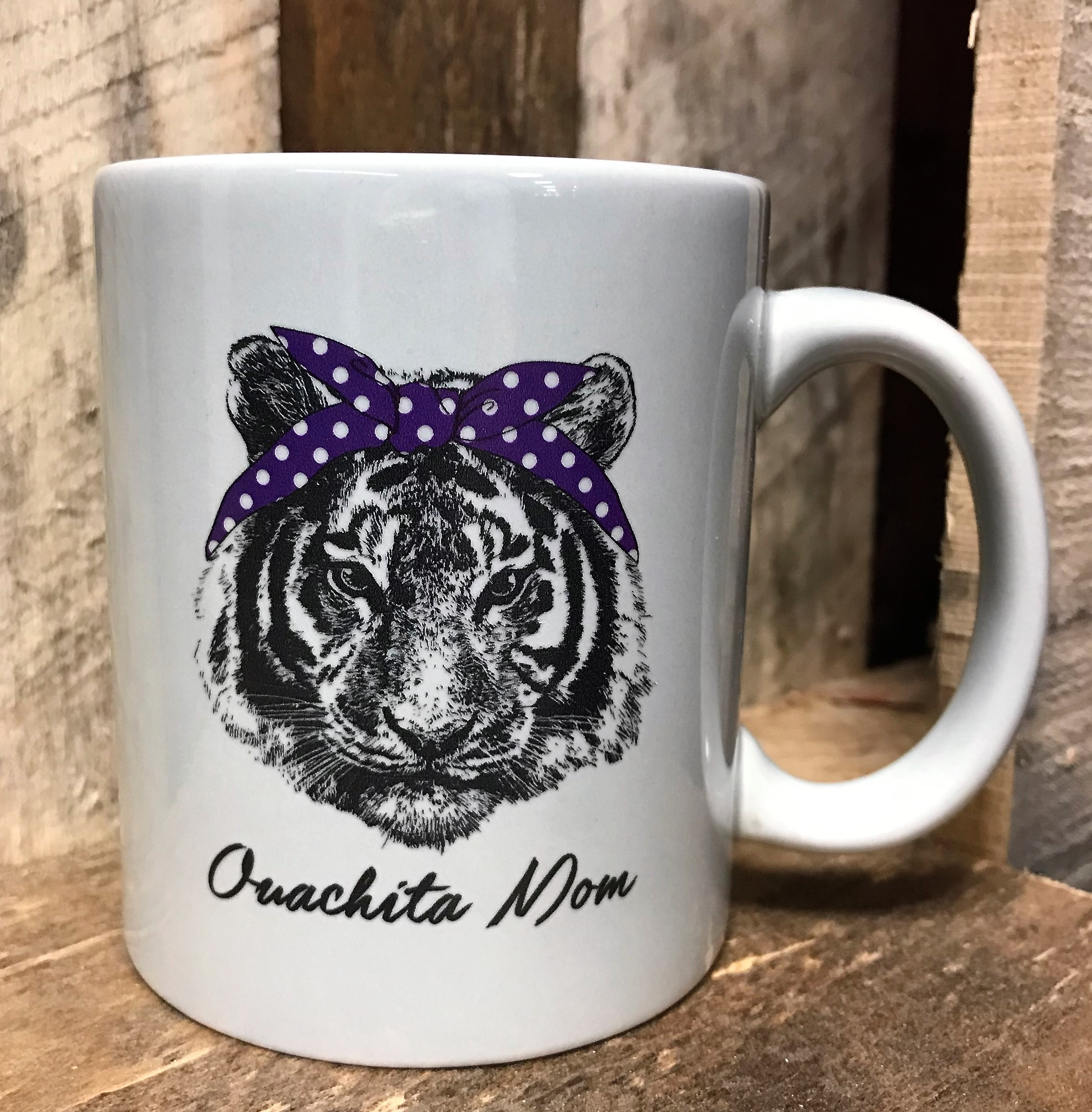 OUACHITA MOM COFFEE MUG