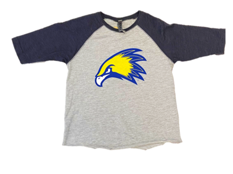 Youth Golden Eagles Baseball Tee