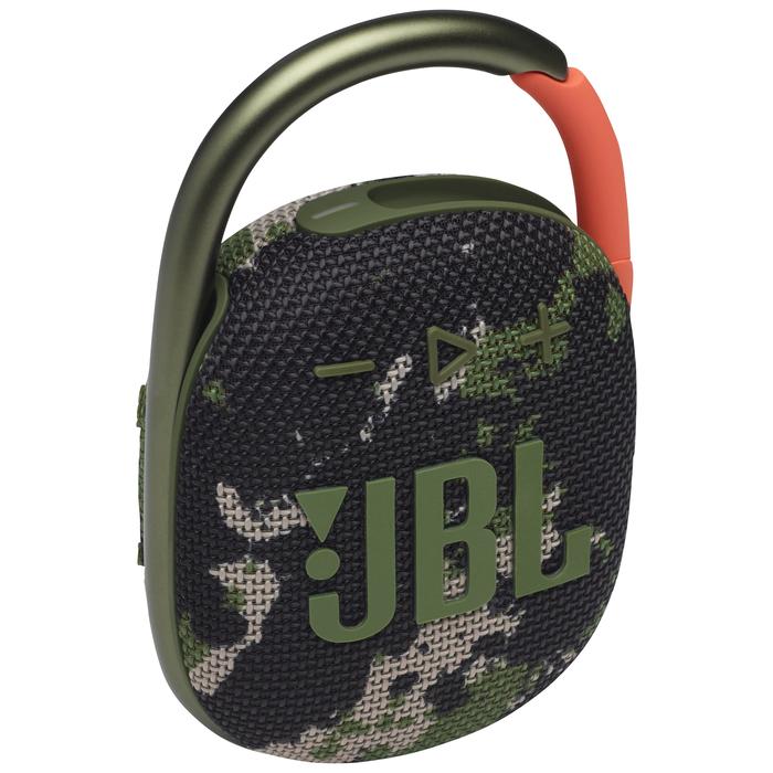JBL Clip 4 Wireless Speaker - Squad BP
