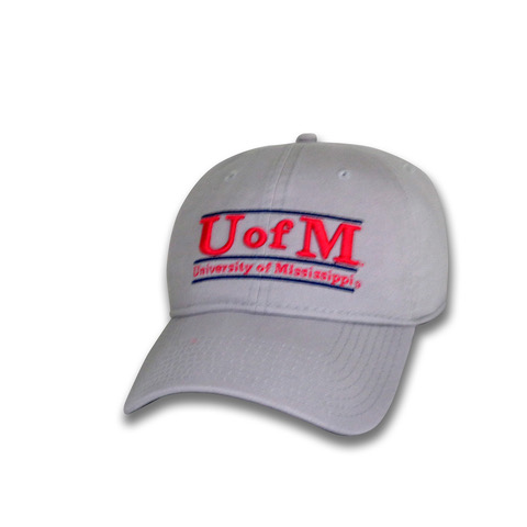 Gray U of M Bar Hat
