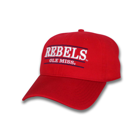 Red Rebels Bar Hat