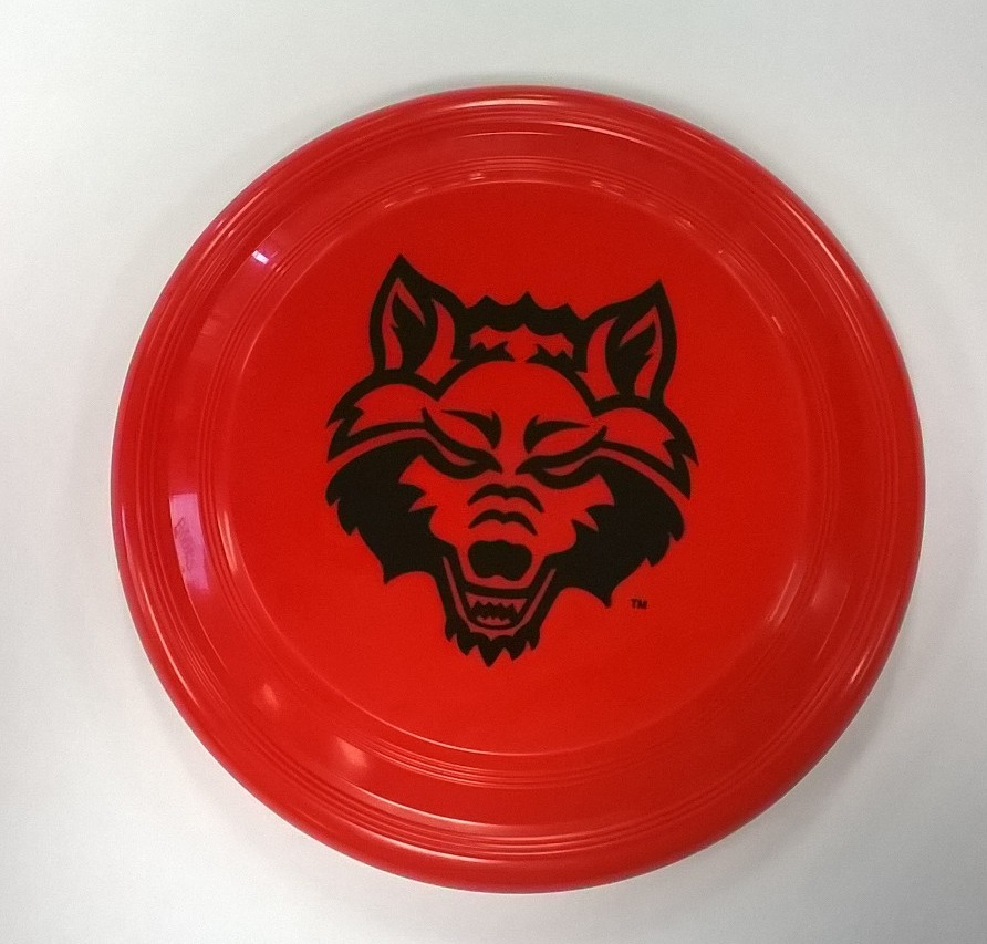Red Wolves Frizbee