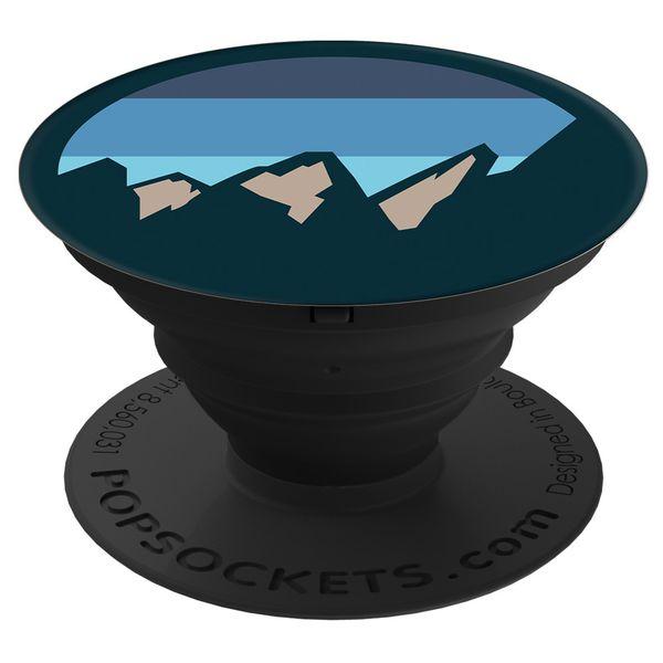 Peaks Blue popsocket