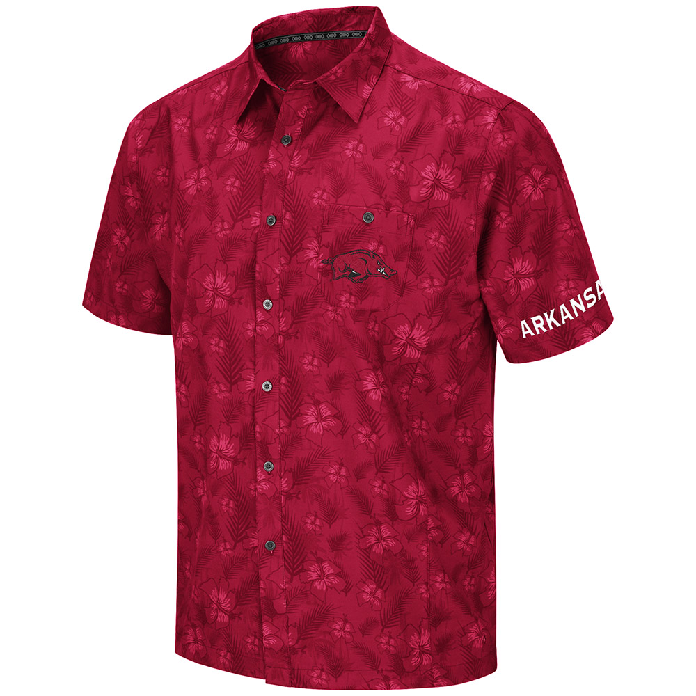 M SS Molokai Camp Shirt