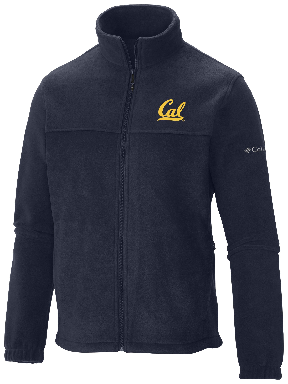Cal Bears Columbia Men's Flanker Full Zip