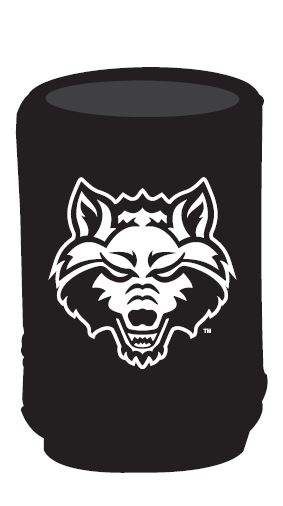 Red Wolves Can Koozie