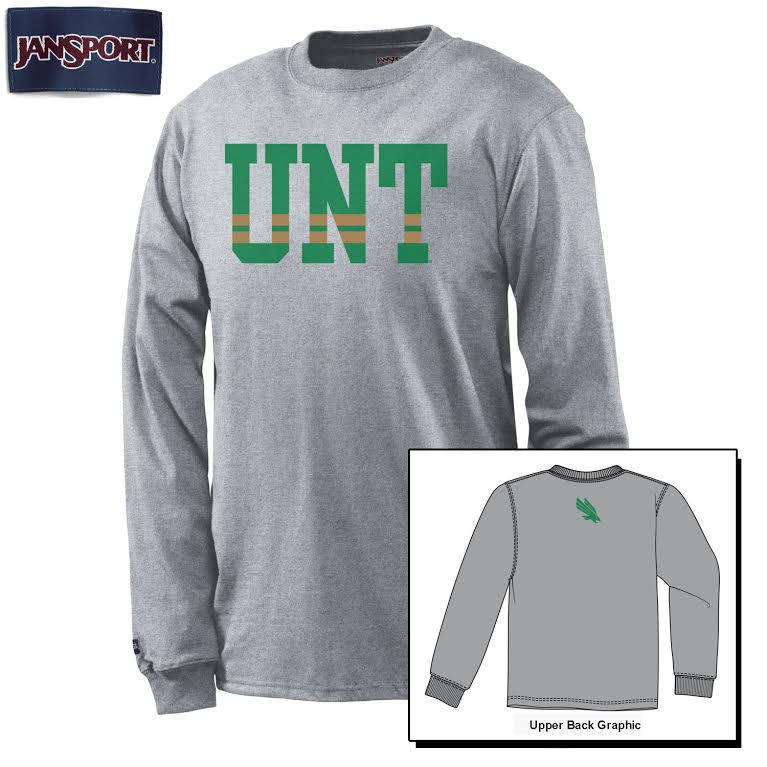 FOIL UNT LONG SLEEVE